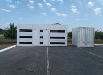 Туалет из блок-модулей