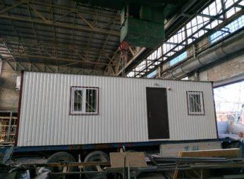 Бытовка строительная 2,5*6 м