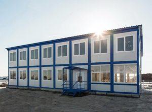 модульные гостиницы
