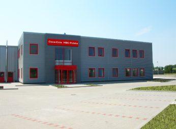 Склад Coca Cola (Польша)