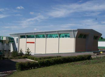 Спортивный комплекс Vector