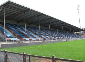 Футбольное поле Bourgoin